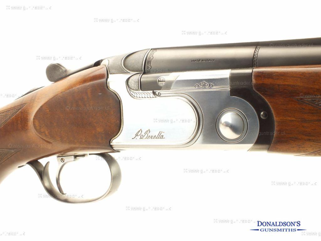 Beretta 682 Trap Shotgun