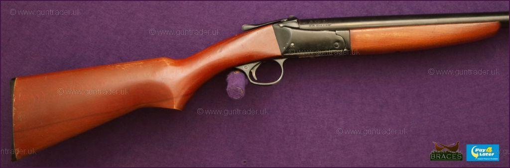 BSA Single XII Shotgun