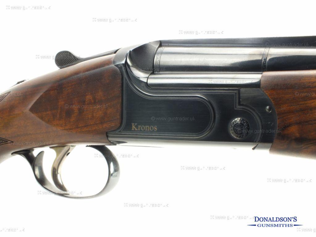 Zoli, Antonio & Co. Kronos Black Action Shotgun