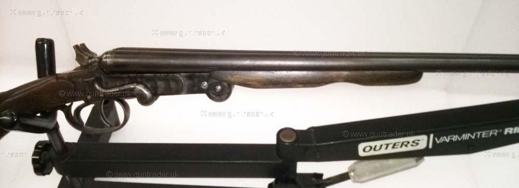 410 gauge side by side second hand shotgun for sale buy for 163 100