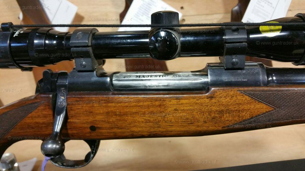 Bsa 270 Majestic Bolt Action Second Hand Rifle For Sale