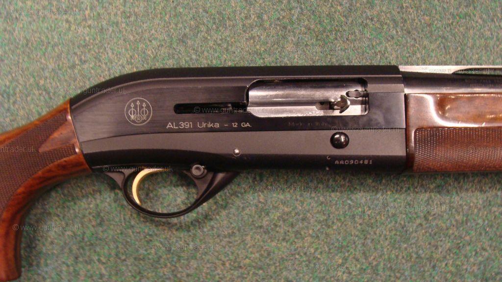 Beretta 12 gauge AL391 Urika Semi-Auto Second Hand Shotgun for sale ...
