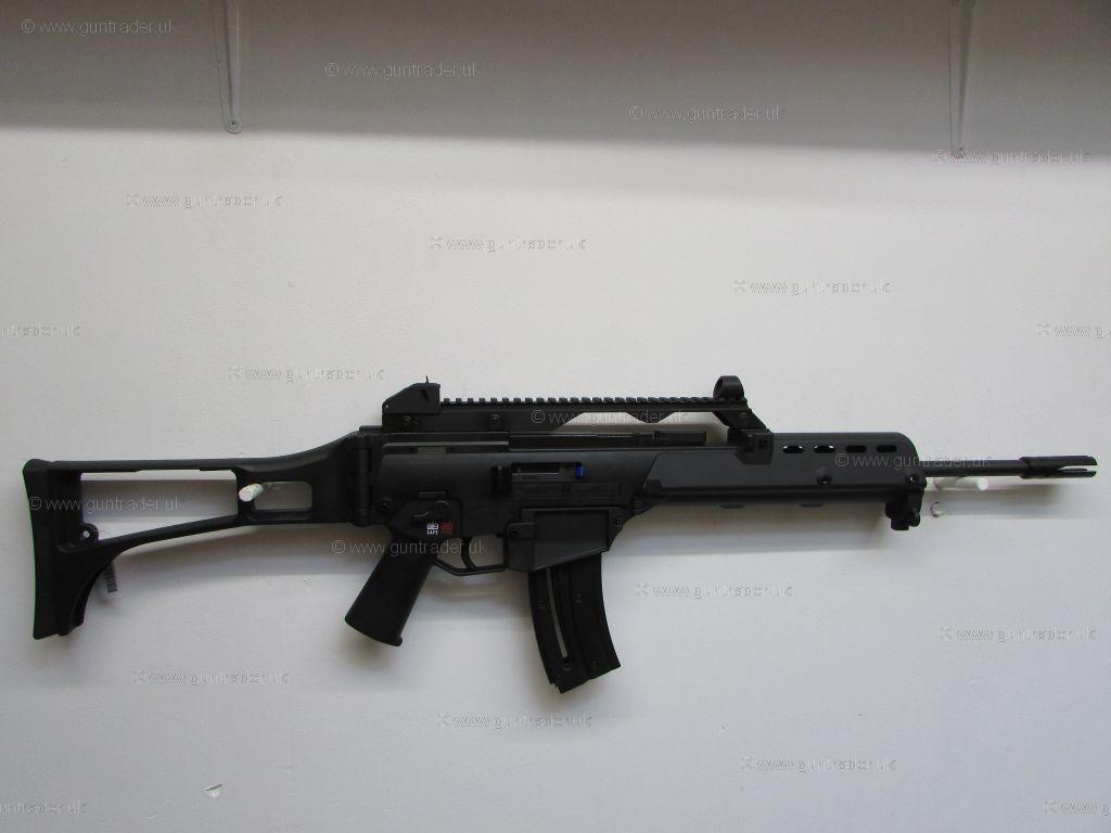 heckler koch rifles for sale new and used guns for autos post. Black Bedroom Furniture Sets. Home Design Ideas