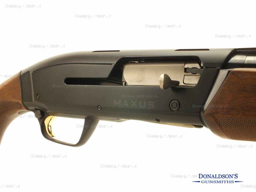 Browning Maxus Hunter 12 Gauge Shotgun Second Hand Guns For Sale