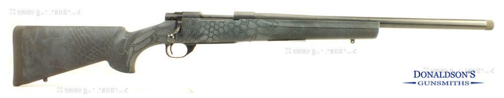 Howa 1500 Varmint Typhon Camo Rifle
