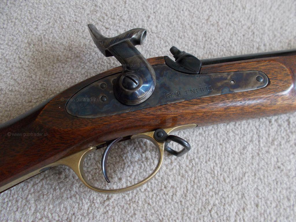 Enfield Rifle Musket: Traditional Rifles – Billy Knight