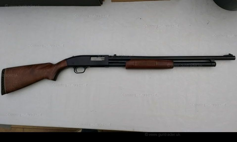 Mossberg 12 Gauge 500 Pump Action Second Hand Shotgun For