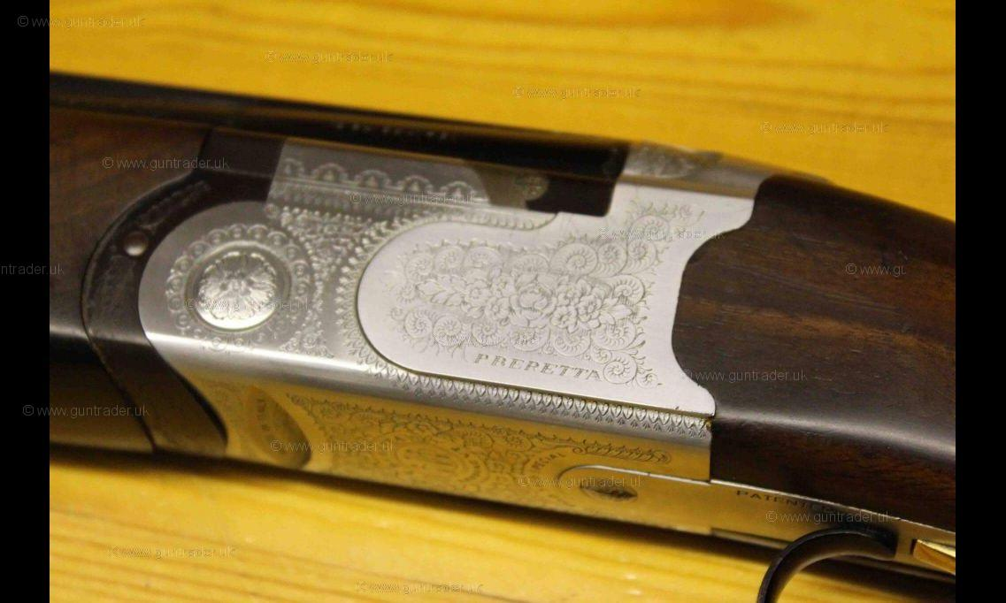 beretta 12 gauge 686 silver pigeon over and under second hand shotgun for sale buy for 675. Black Bedroom Furniture Sets. Home Design Ideas
