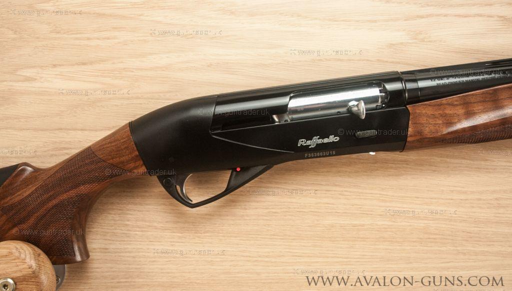 Benelli 12 gauge Raffaello Black Semi-Auto New Shotgun for ...