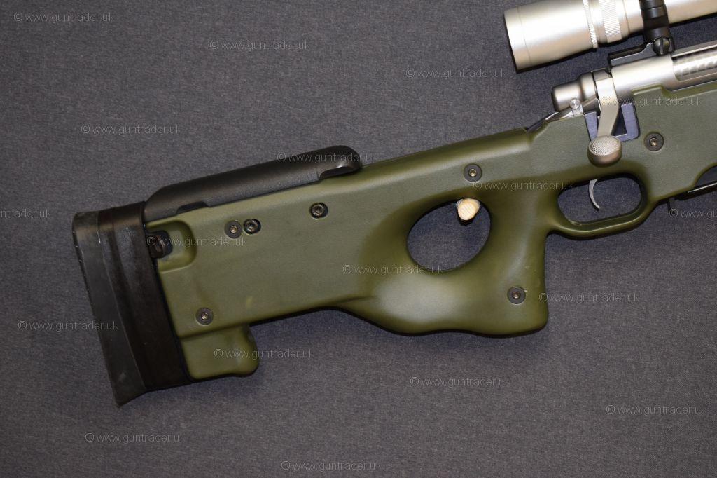 Remington  22-250 700 AI Stainless