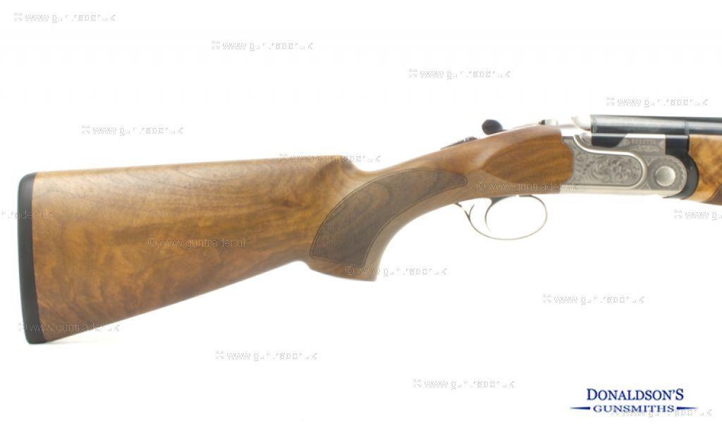Beretta 690 1 Sport Scroll Shotgun