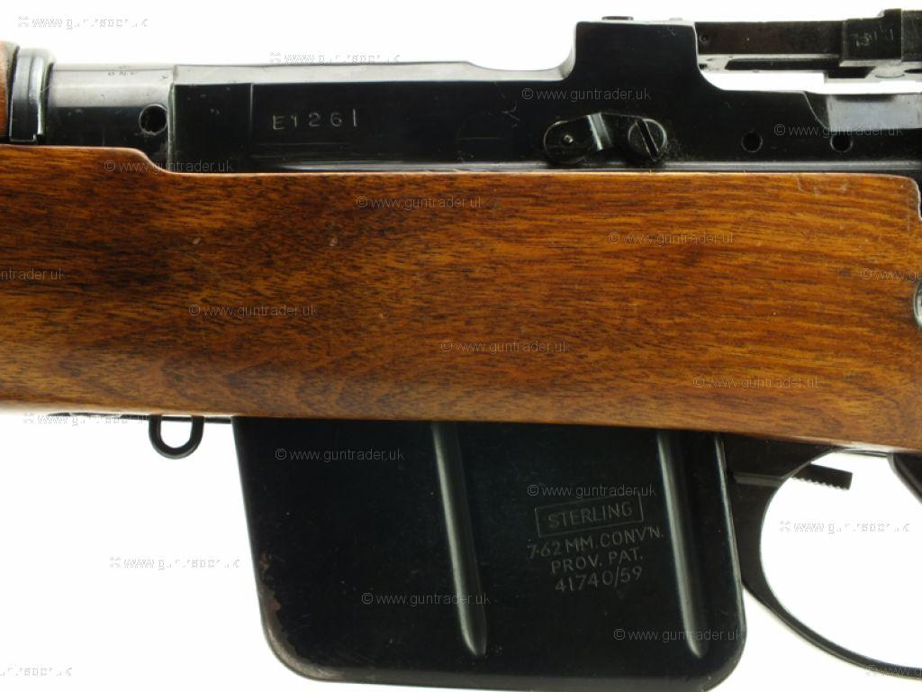 Enfield, Lee No.4 Jungle Carbine Rifle