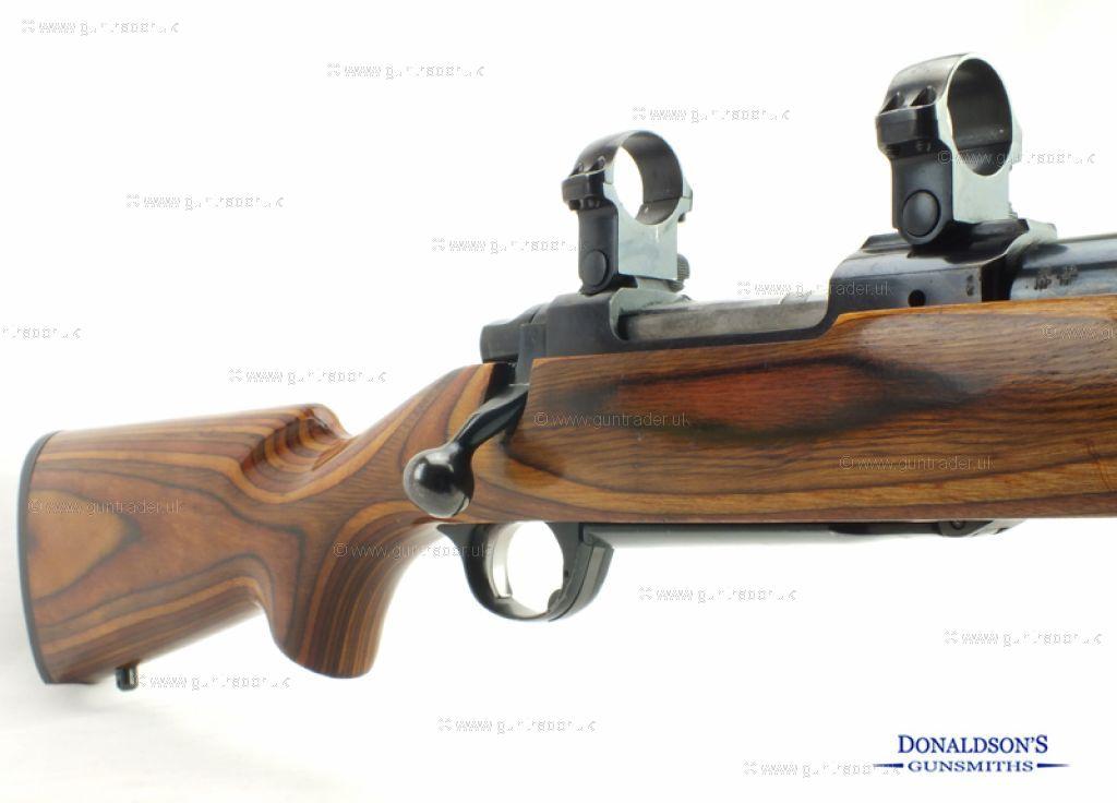 Ruger M77 Mk I Laminated Blued Rifle