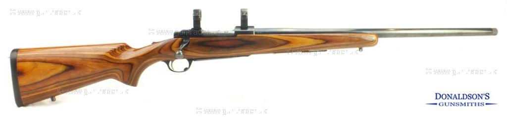 Ruger M77 Mk I Laminated Blued Rifle