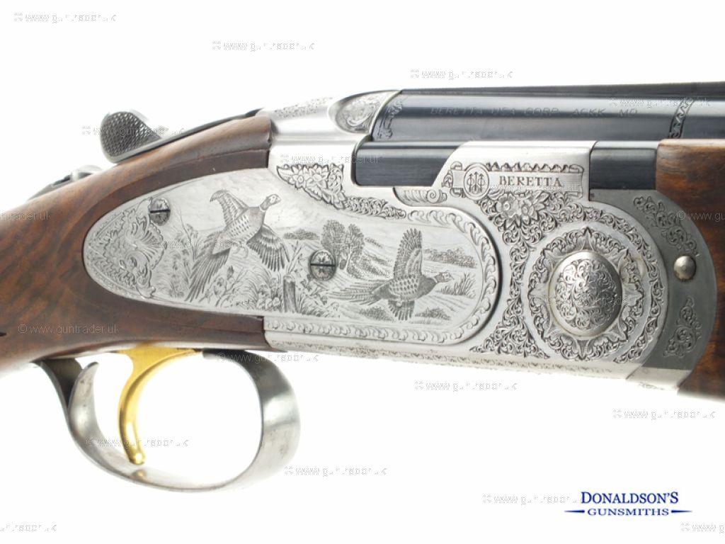 Beretta 28 gauge 687 EELL Diamond Pigeon ...