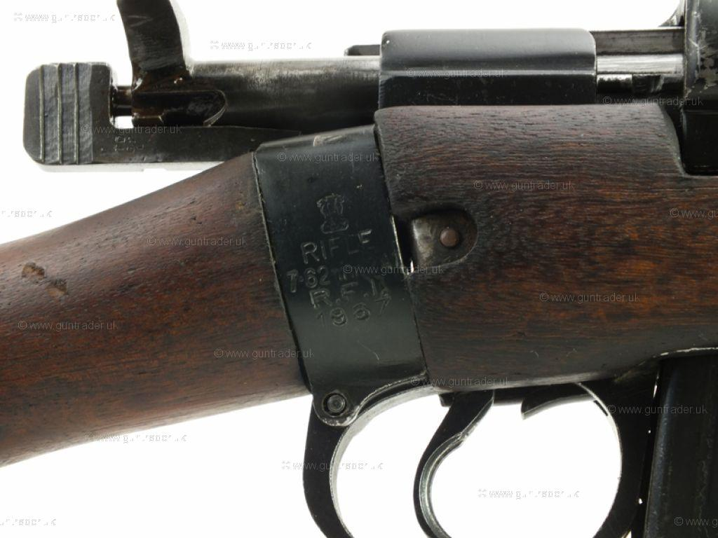 Enfield, Lee 2A1 Rifle