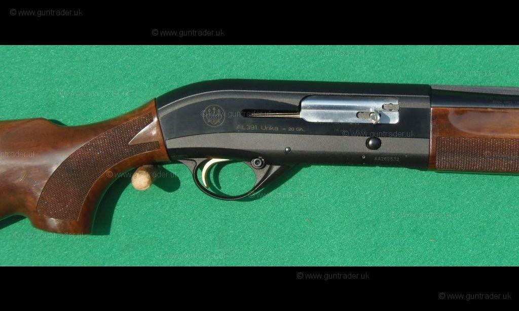 Beretta 20 gauge AL391 Urika Semi-Auto Second Hand Shotgun for sale ...