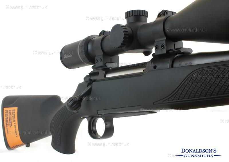 Sauer 101XT  Synthetic Blue Rifle