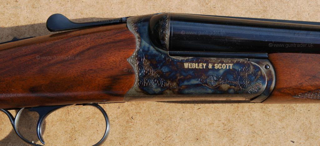 Webley  U0026 Scott 20 Gauge 2020k Side By Side New Shotgun For