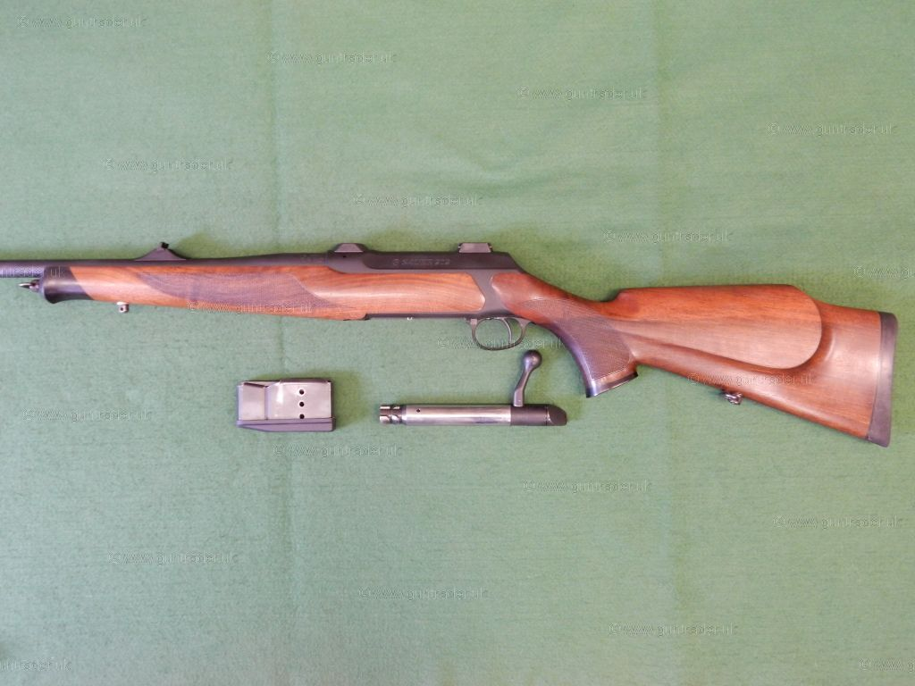 Sauer 300 Win Mag 202 Bolt Action Second Hand Rifle For