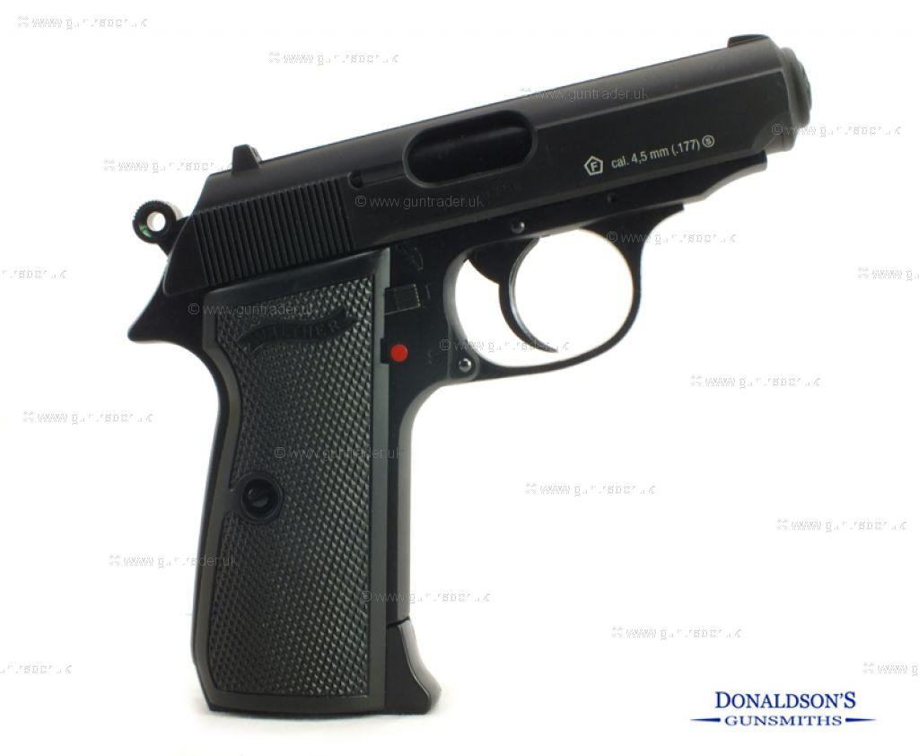Walther PPK/S Air Pistol