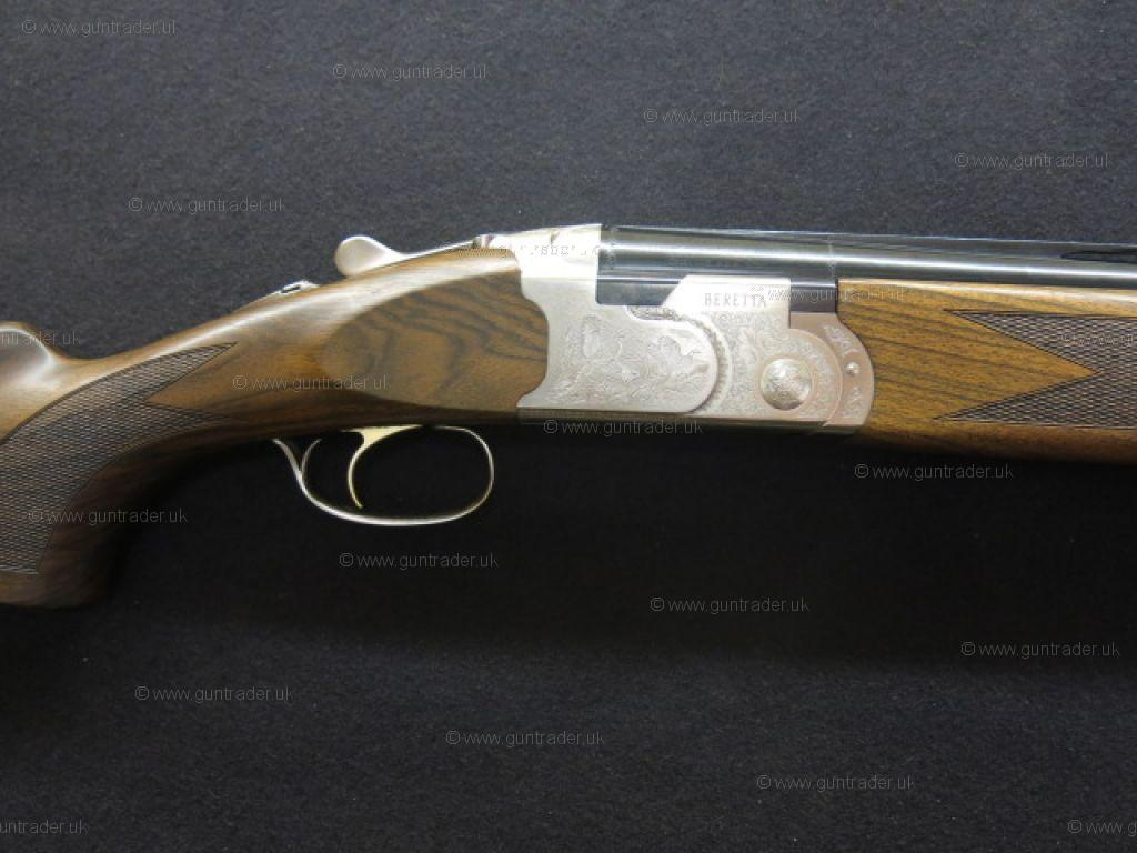 Beretta 12 gauge Silver Pigeon 1 Deluxe Field Over and ...