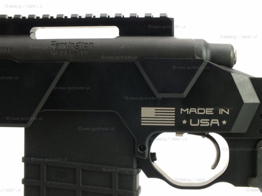 Remington 700 MOD-X Rifle