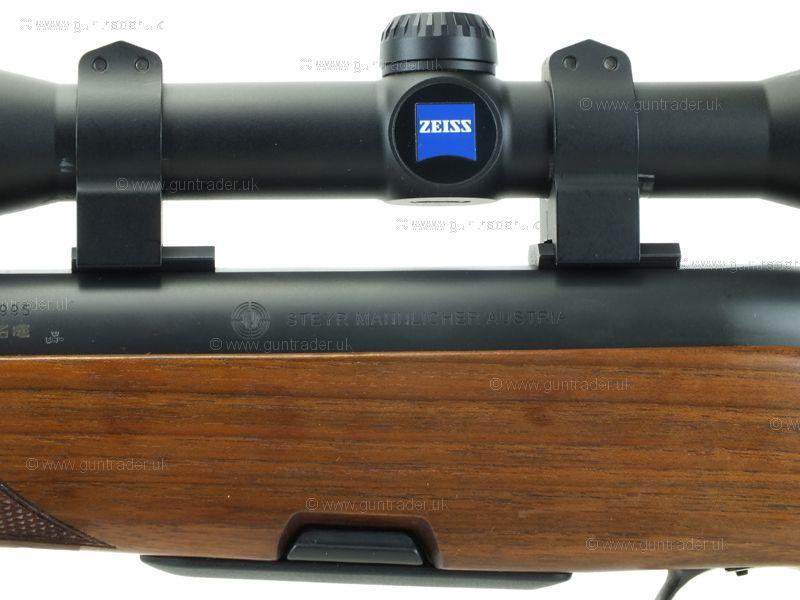 Mannlicher Classic-Zeizz scope Rifle
