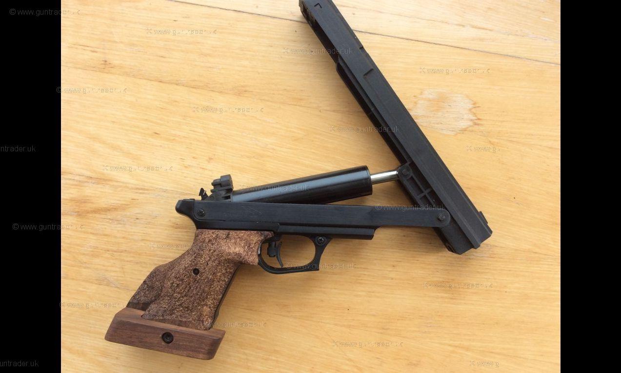 gamo 177 compact break barrel gas ram second hand air pistol for sale buy for 140. Black Bedroom Furniture Sets. Home Design Ideas