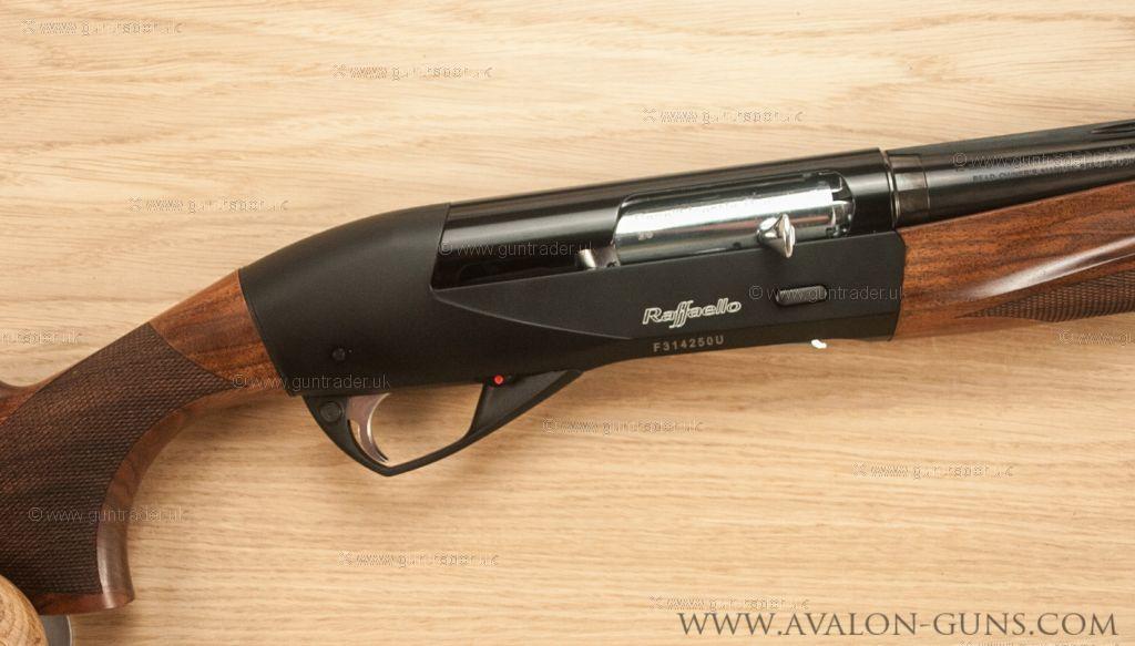 Benelli 12 gauge Raffaello Black Semi-Auto Second Hand ...