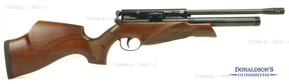 BSA Ultra SE Multishot Beech Air Rifle