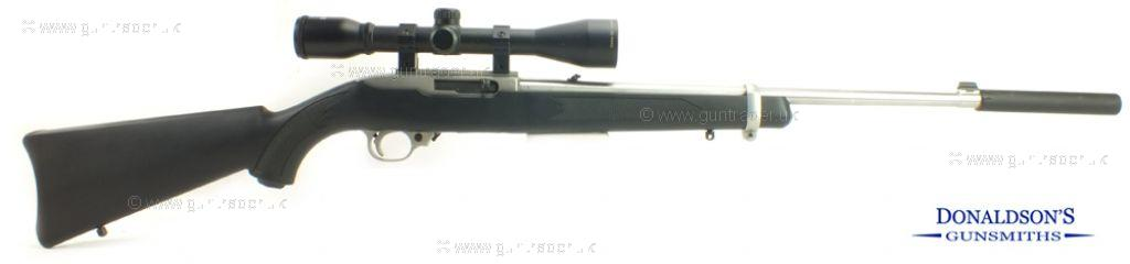Ruger 10/22 Synthetic Stainless Rifle