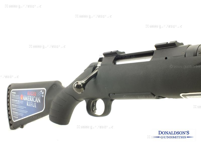 Ruger American Rifle outfit Rifle