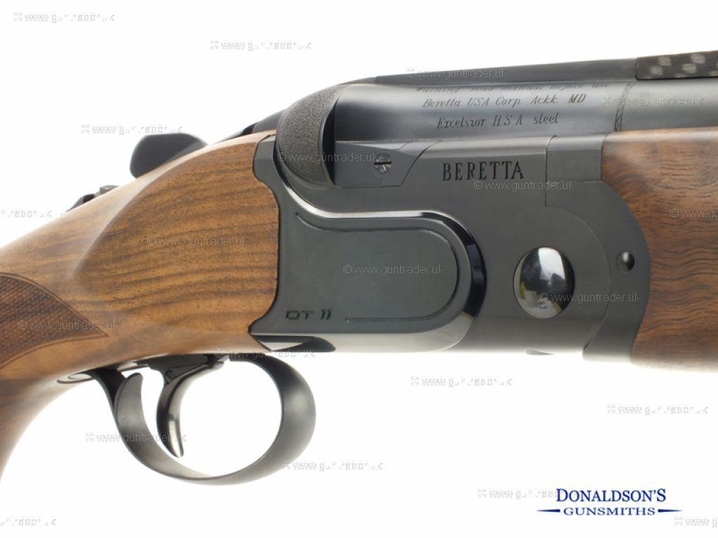 Beretta DT11 Black Edition Shotgun