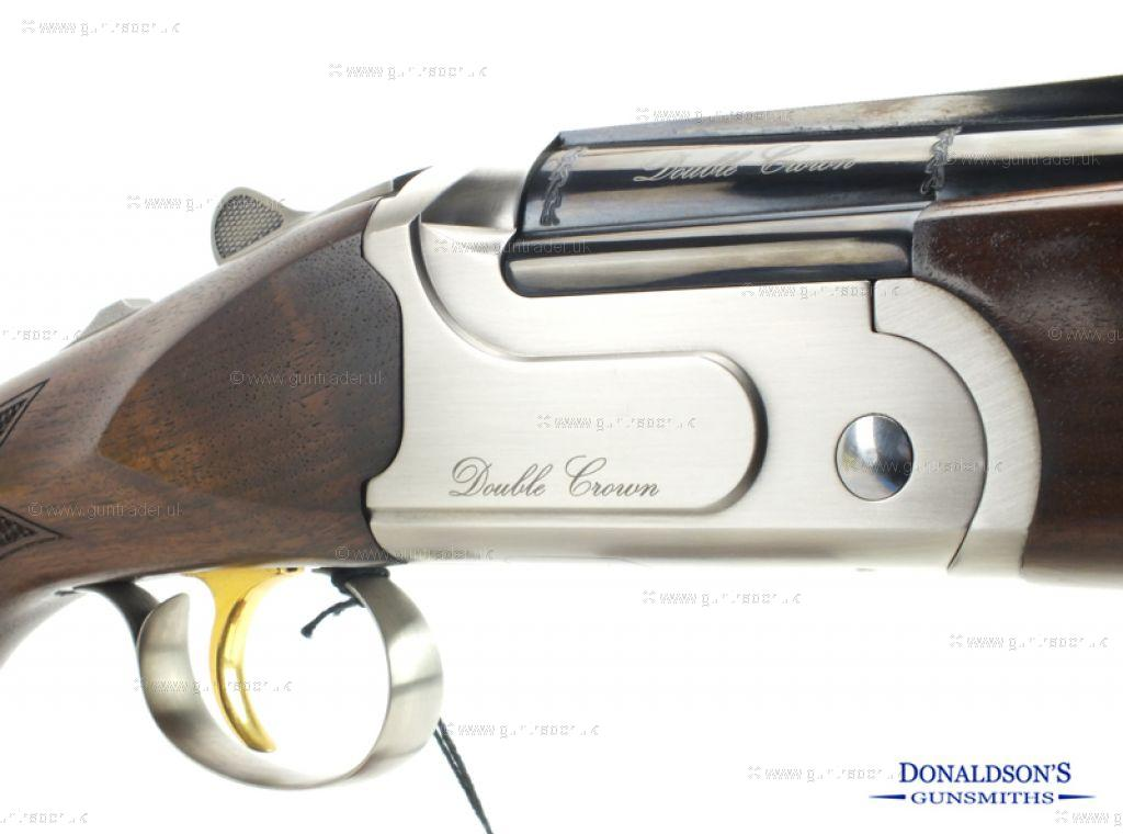 Akkar Double Crown Shotgun