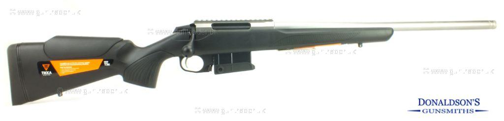 Tikka T3X CTR Stainless Rifle