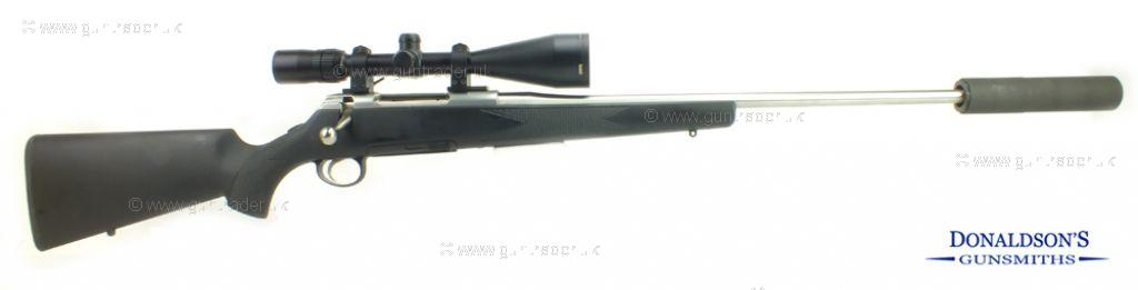 Titan Titan 6 Stainless Complete outfit Rifle