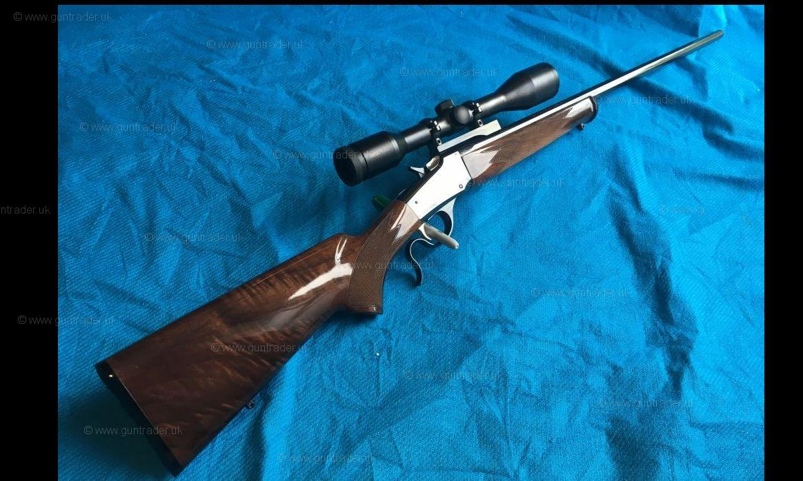 Browning 243 Model 1885 Low Wall Falling Block Second