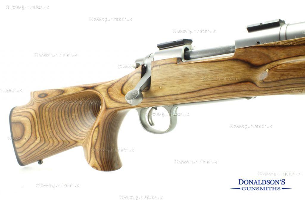 Remington 700 VLS Rifle