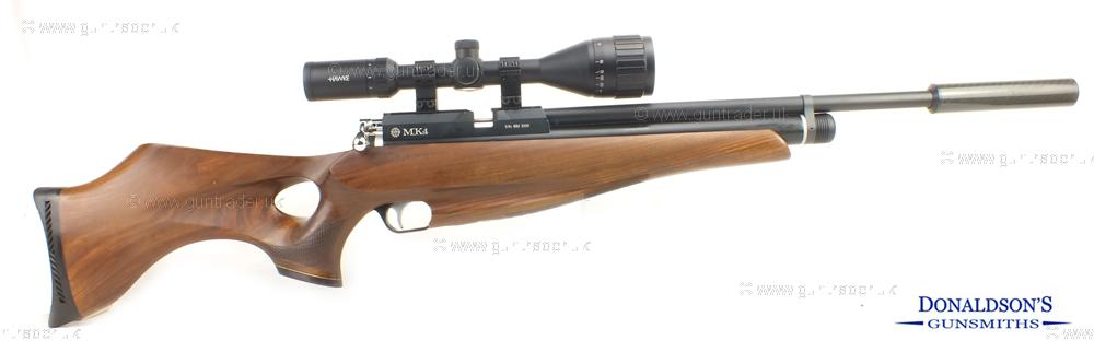 Daystate Mk4 complete outfit Air Rifle