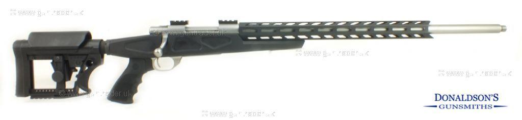 Howa 1500 HCR Stainless Rifle