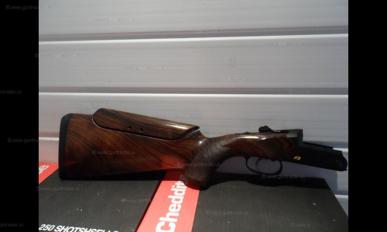 Blaser 12 gauge f3 vantage over and under new shotgun for sale buy -  Blaser 12 Gauge F3 Super Trap Image 2