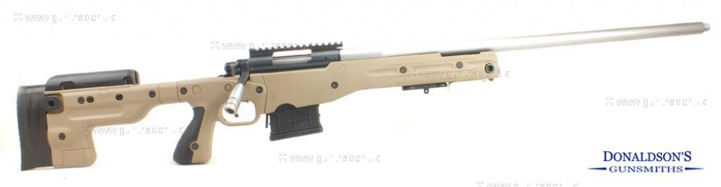 Remington 700 custom Rifle