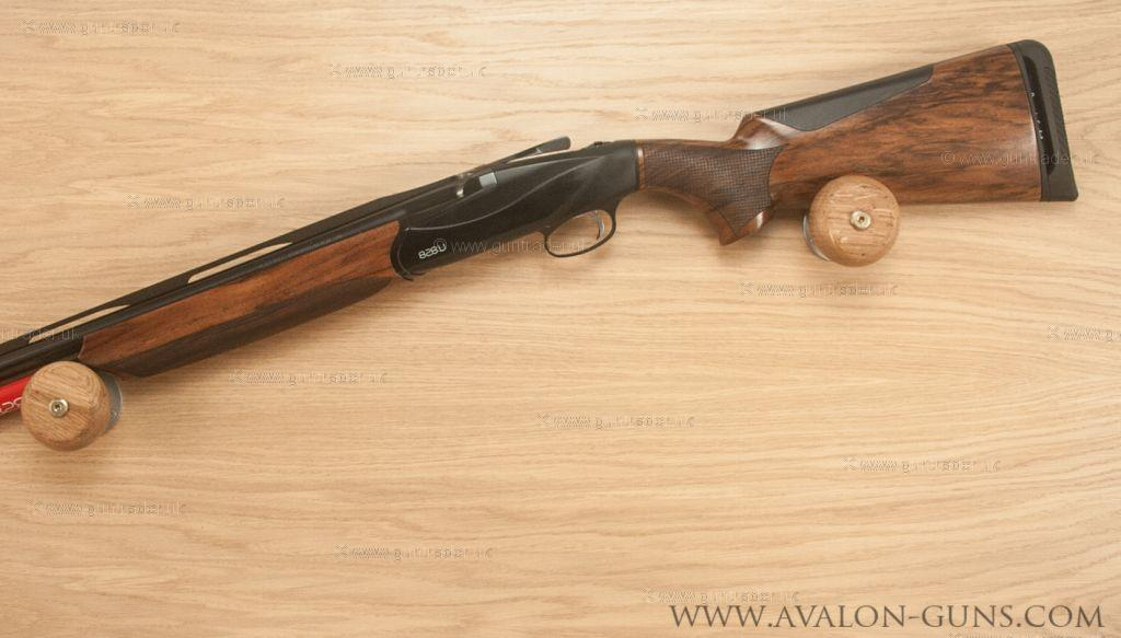 Benelli 12 gauge 828u Field Black Over and Under New ...