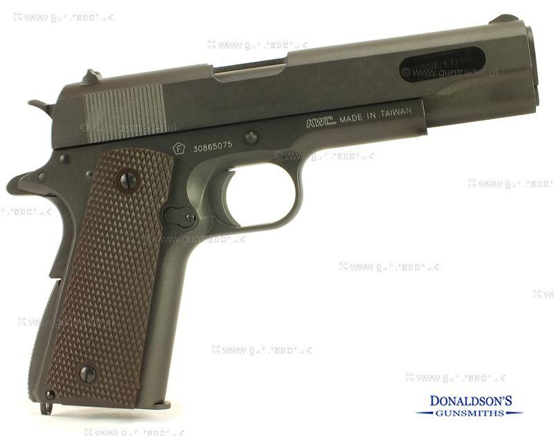 Swiss Arms 1911 Air Pistol