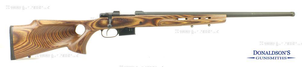 CZ 527 Varmint Laminated Thumb hole Rifle