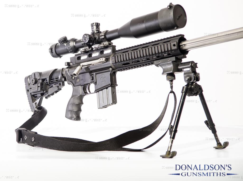 Southern Gun Company Speedmaster-outfit Rifle