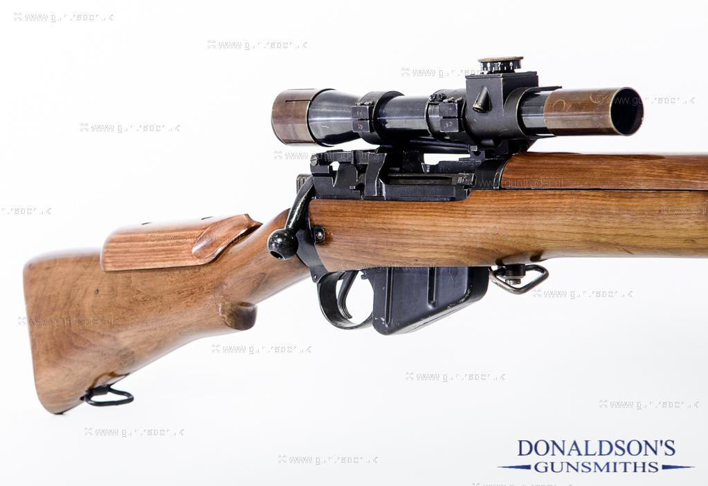 Enfield No4 T reproduction Rifle