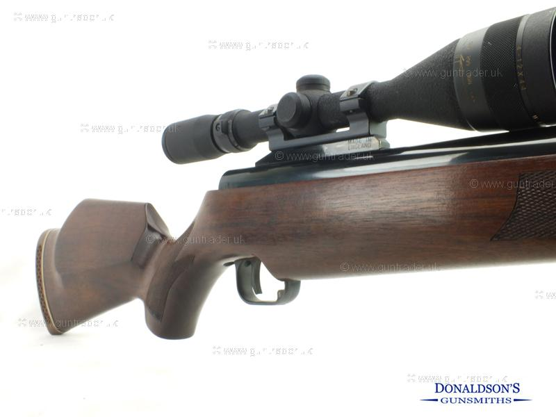Theoben Eliminator-Outfit Air Rifle