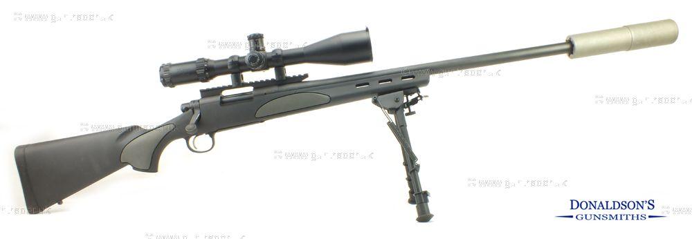 Remington SPS Varmint complete Outfit Rifle